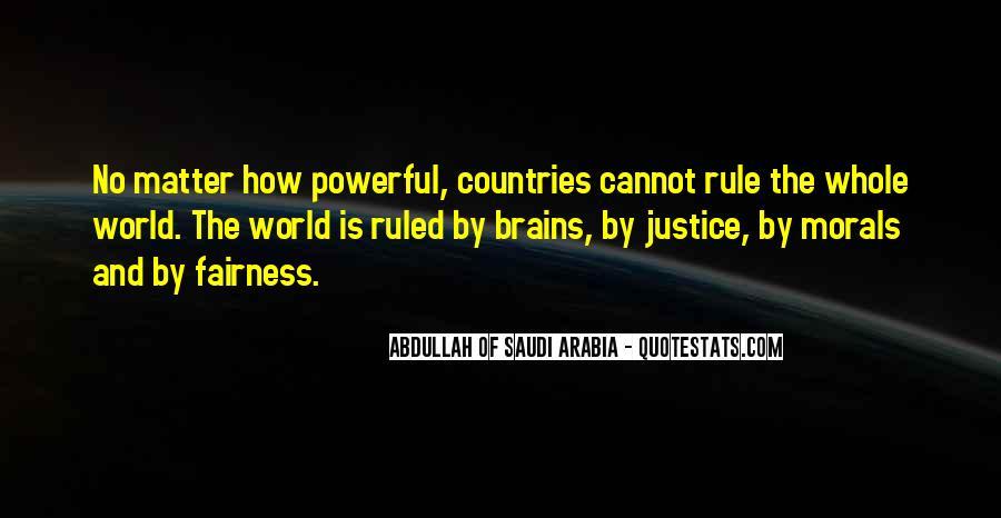 Abdullah's Quotes #849301