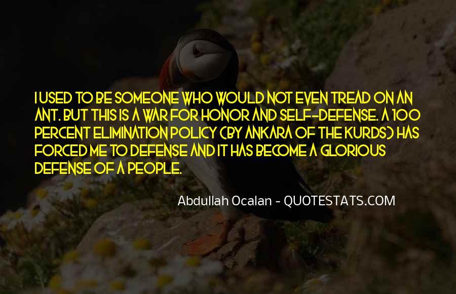 Abdullah's Quotes #857467