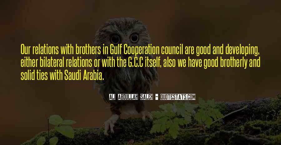 Abdullah's Quotes #918883