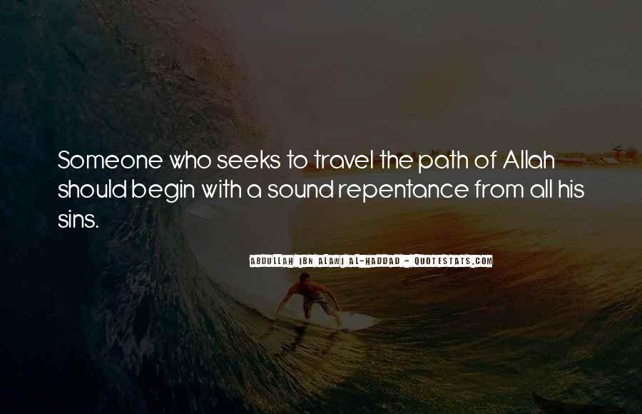 Abdullah's Quotes #945724
