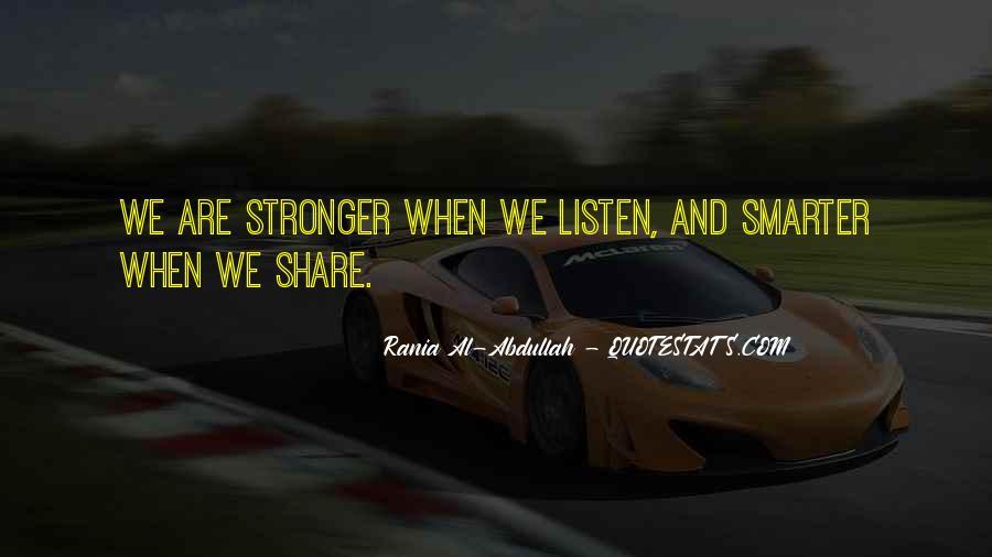 Abdullah's Quotes #971091
