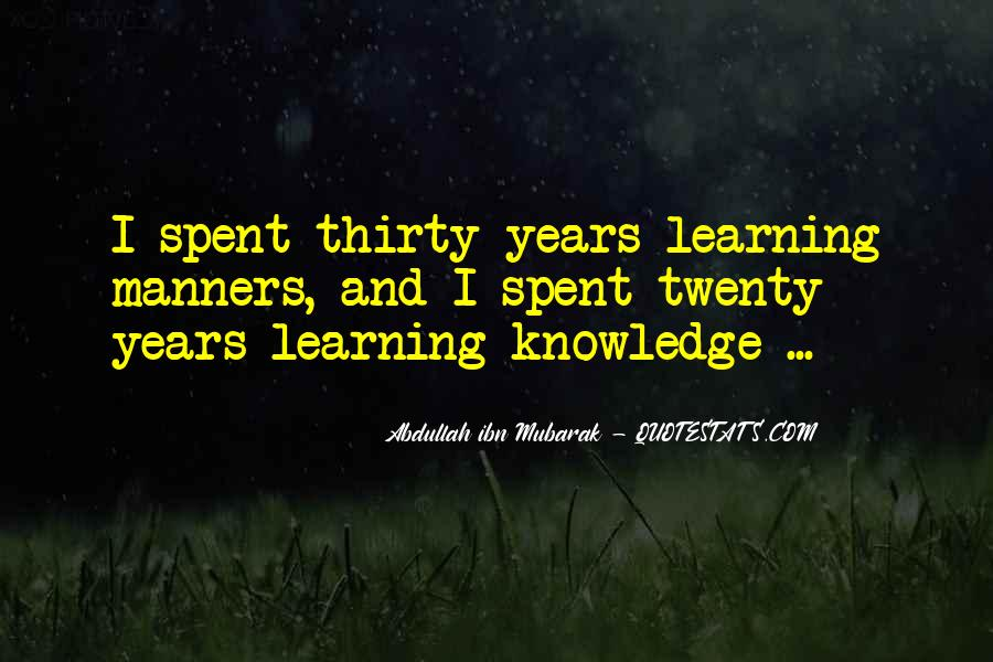 Abdullah's Quotes #991541