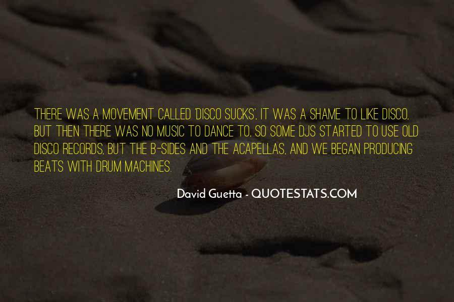 Acapellas Quotes #466960