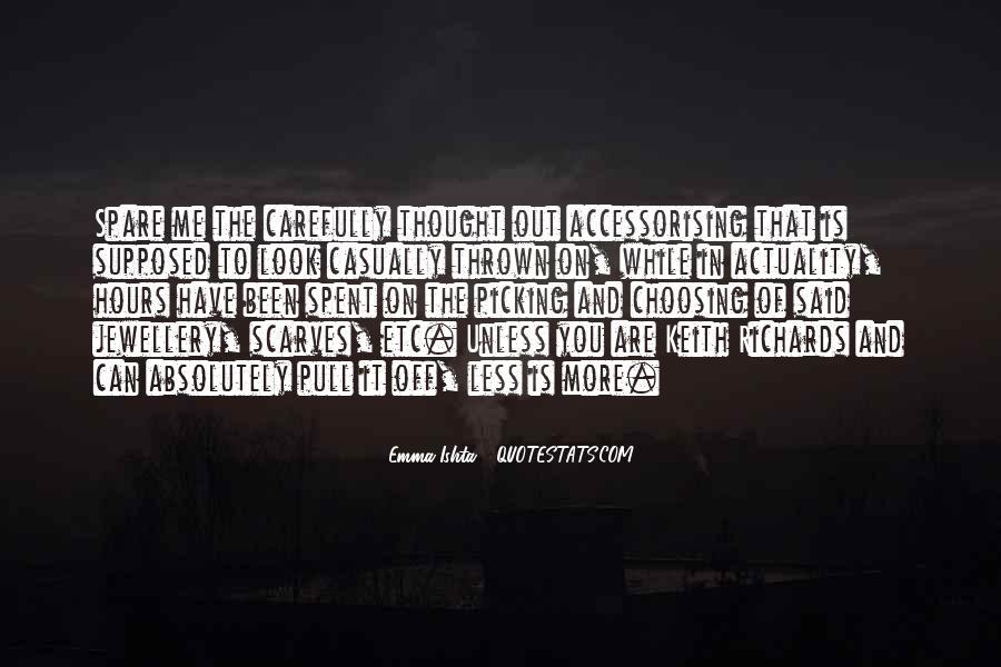 Accessorising Quotes #435925