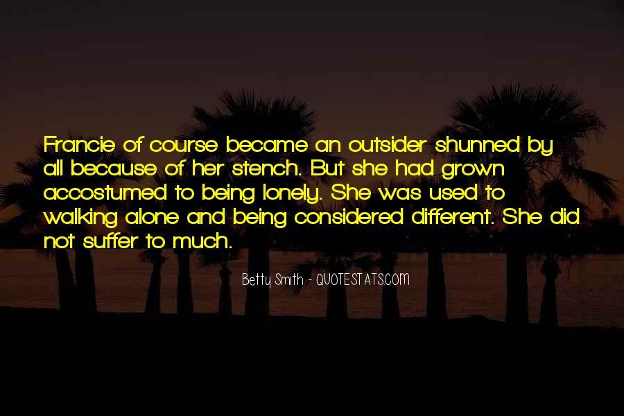 Accostumed Quotes #303812