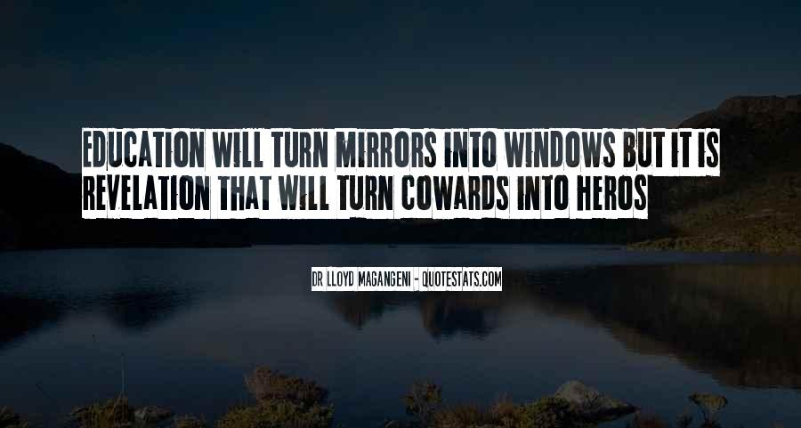 Top 23 Quotes About Mirrors And Windows Famous Quotes Sayings