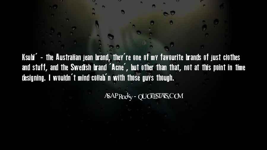 Acne's Quotes #1107972