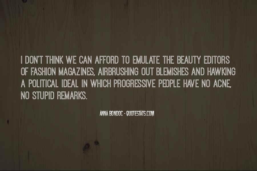 Acne's Quotes #1170940