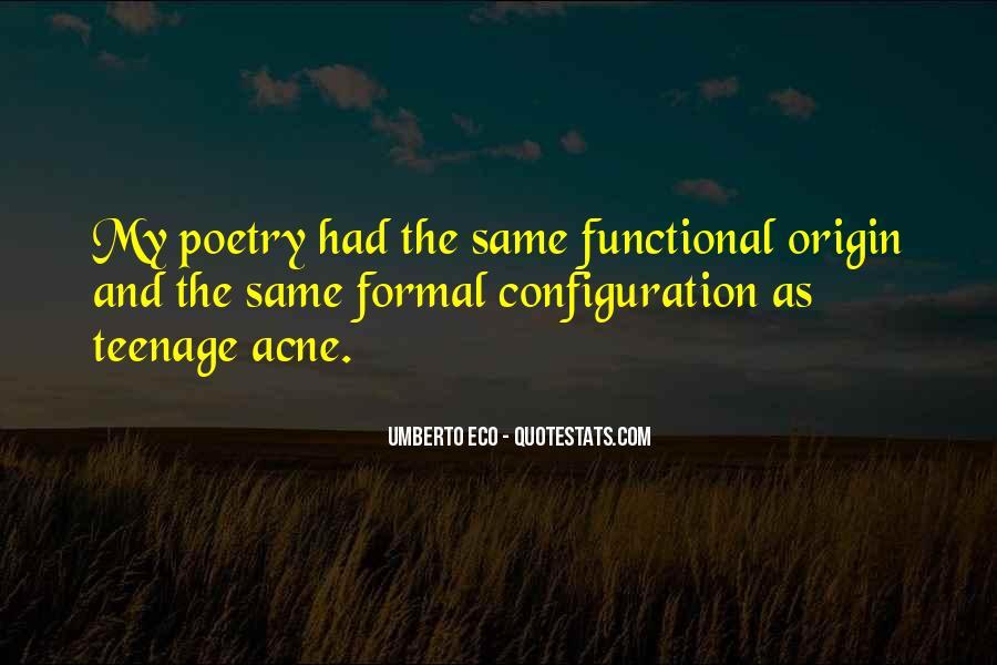 Acne's Quotes #1213285