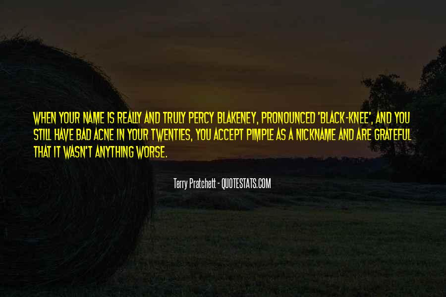 Acne's Quotes #1220879