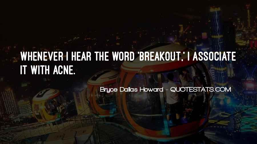 Acne's Quotes #1300128