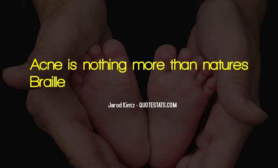 Acne's Quotes #134229