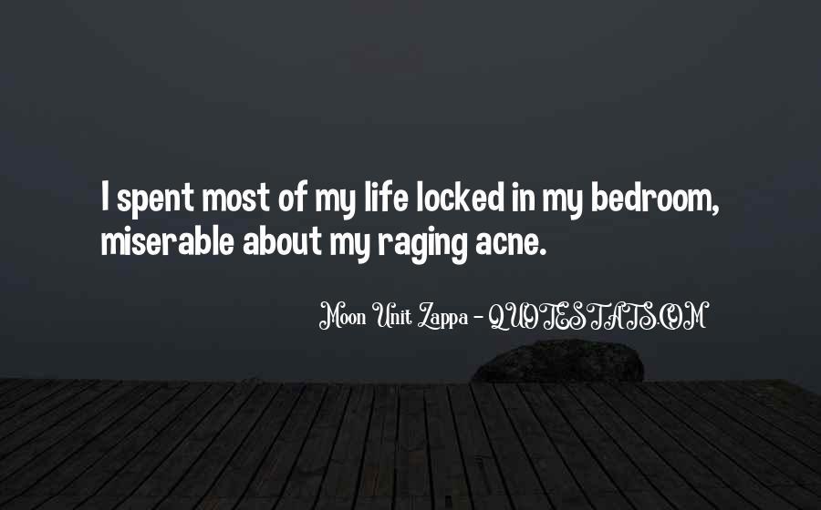 Acne's Quotes #1461896
