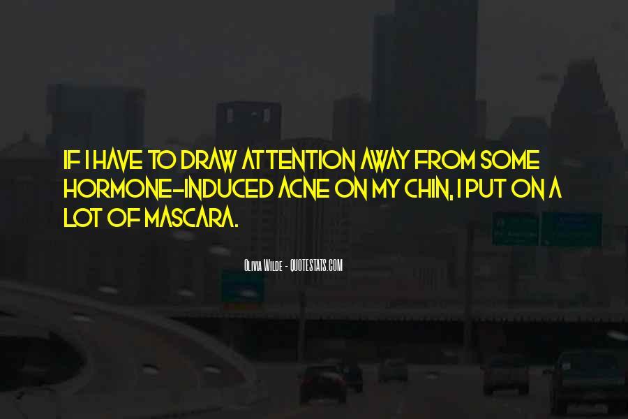 Acne's Quotes #1466967
