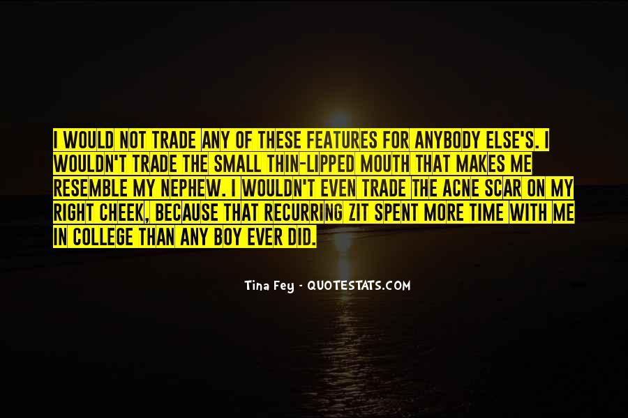 Acne's Quotes #1538071