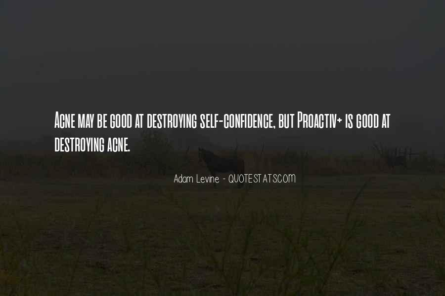 Acne's Quotes #1632542