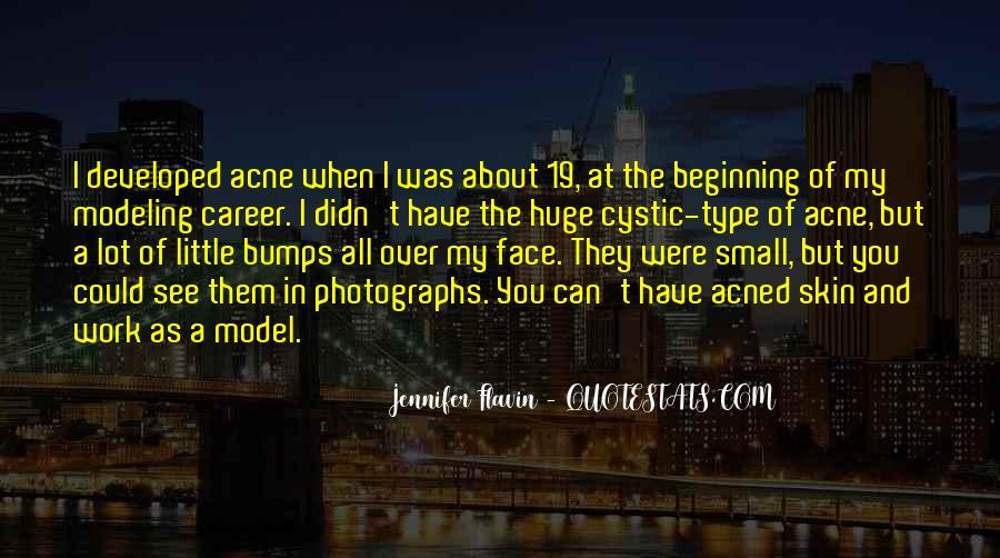 Acne's Quotes #1709421