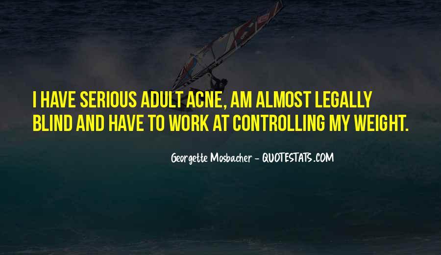 Acne's Quotes #1837397