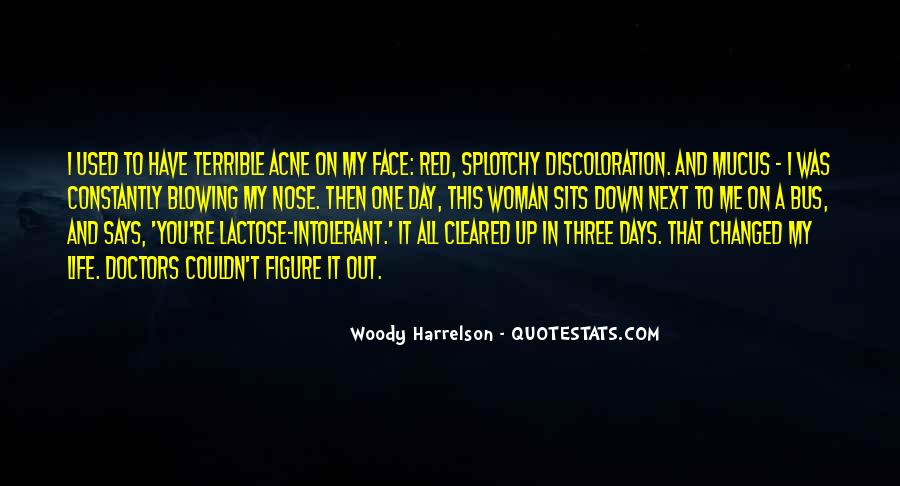 Acne's Quotes #1848967