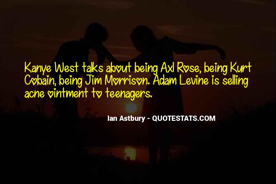 Acne's Quotes #26359