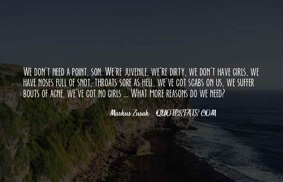 Acne's Quotes #38978