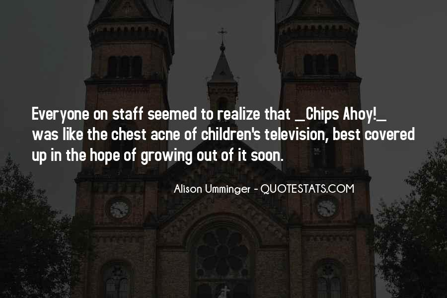 Acne's Quotes #409698