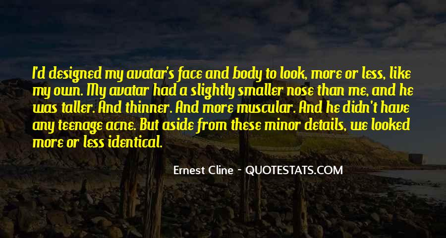 Acne's Quotes #484779