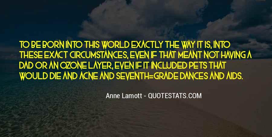 Acne's Quotes #495035