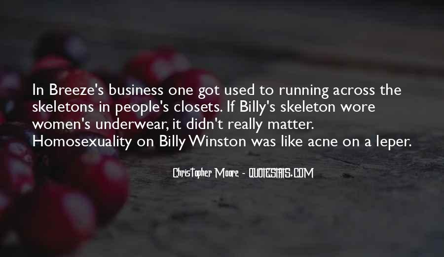 Acne's Quotes #618946