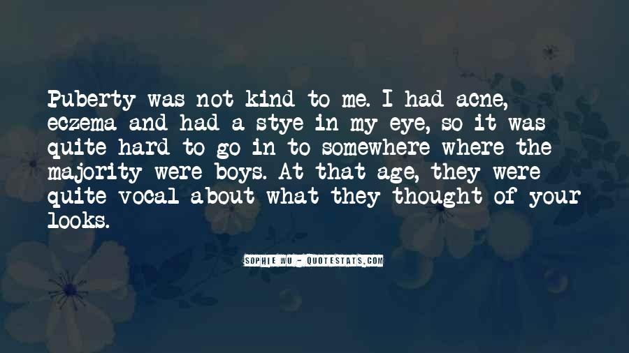 Acne's Quotes #702672