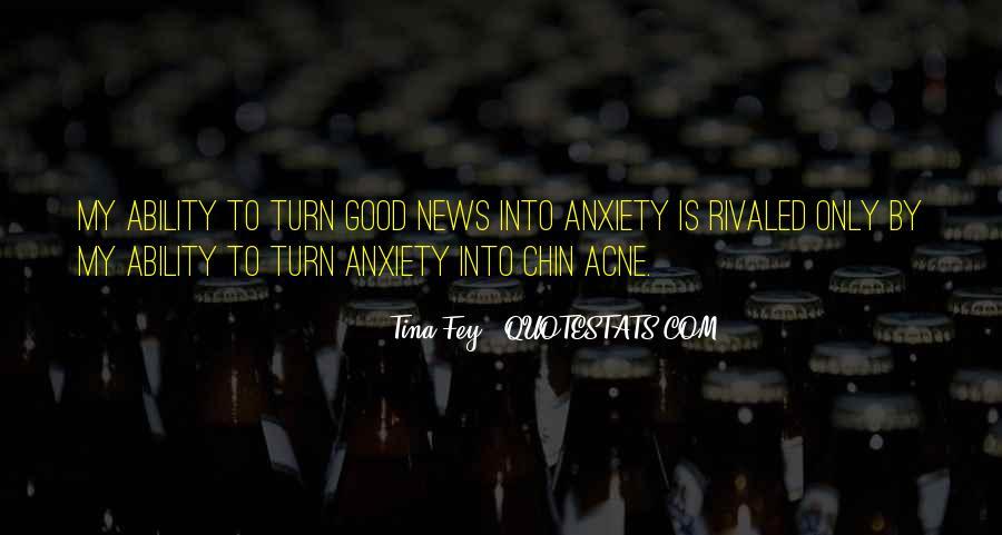 Acne's Quotes #877779