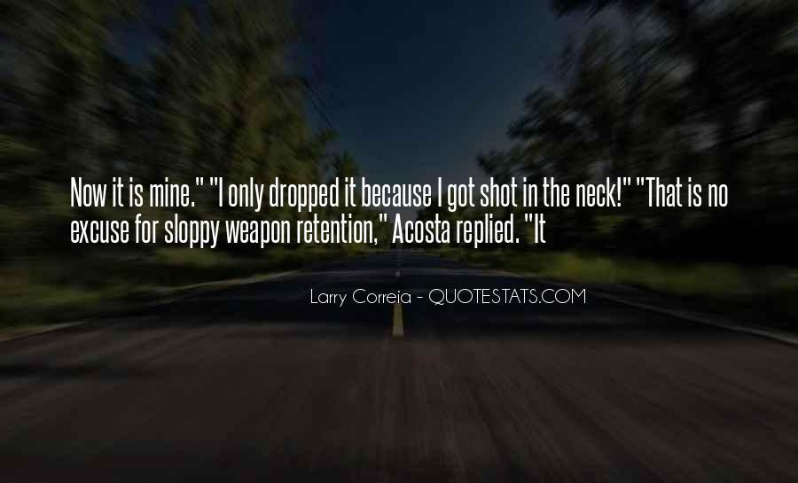 Acosta Quotes #1239156
