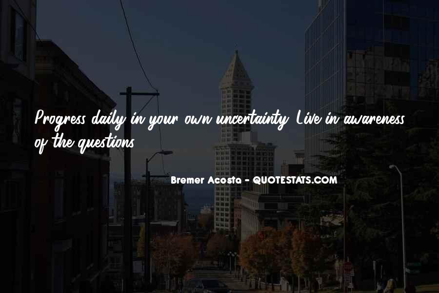 Acosta Quotes #1447816