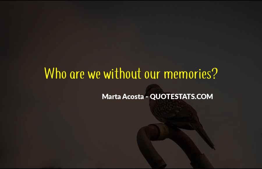 Acosta Quotes #972077