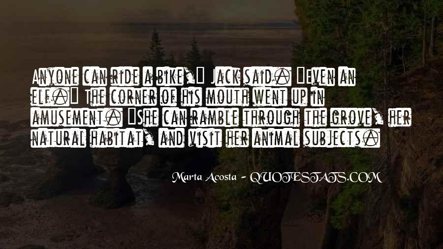 Acosta Quotes #982112