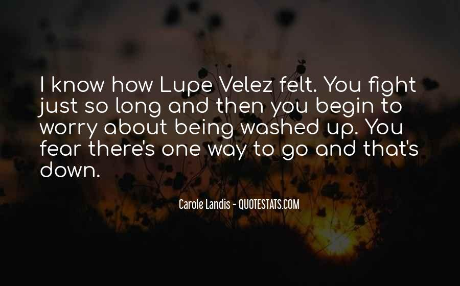 Quotes About Long Way To Go #428877