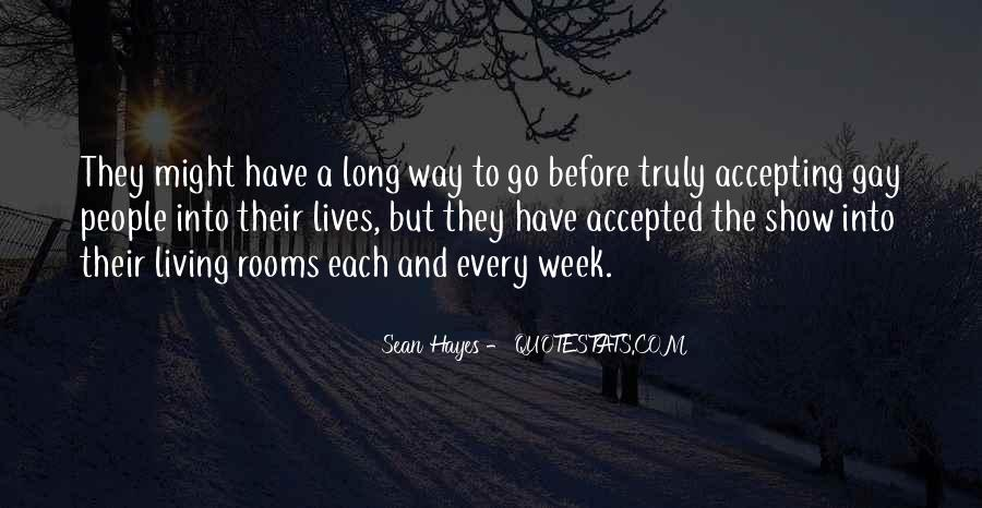 Quotes About Long Way To Go #602531
