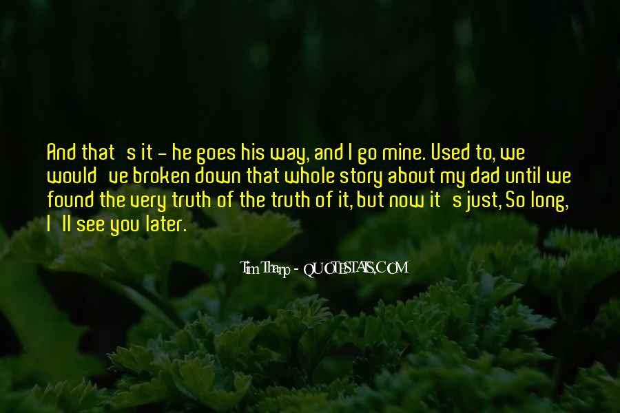 Quotes About Long Way To Go #738094