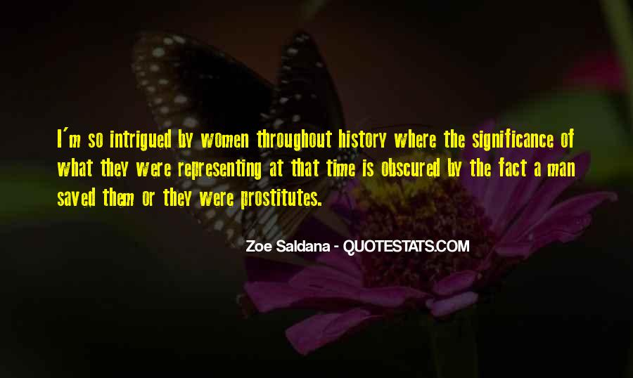Quotes About The Significance Of History #1848833