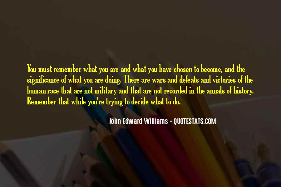 Quotes About The Significance Of History #3519