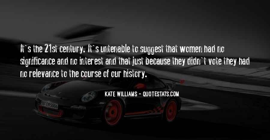Quotes About The Significance Of History #392254