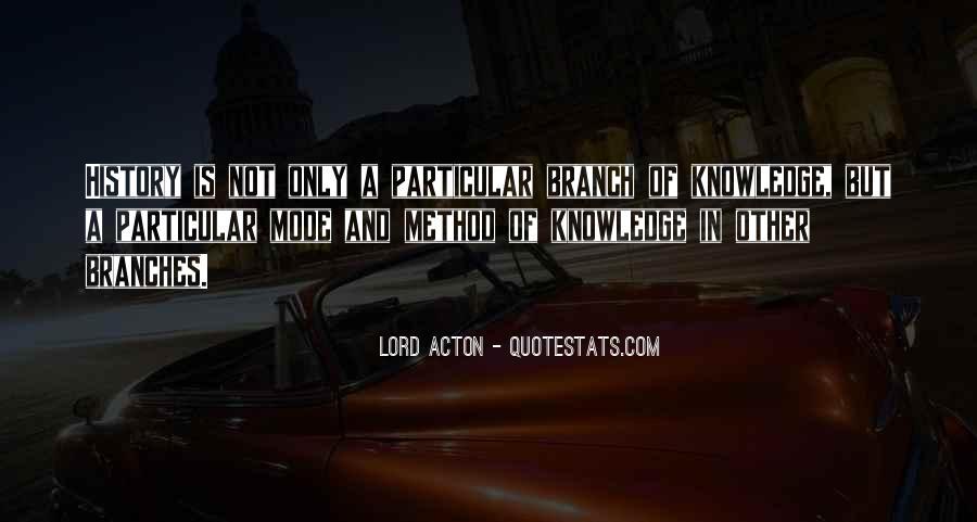 Acton's Quotes #104899