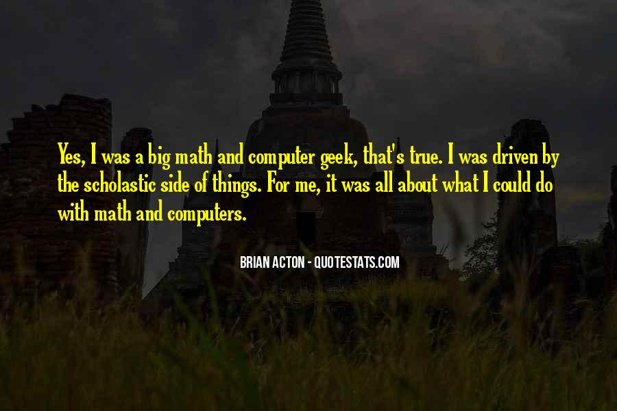 Acton's Quotes #1220934