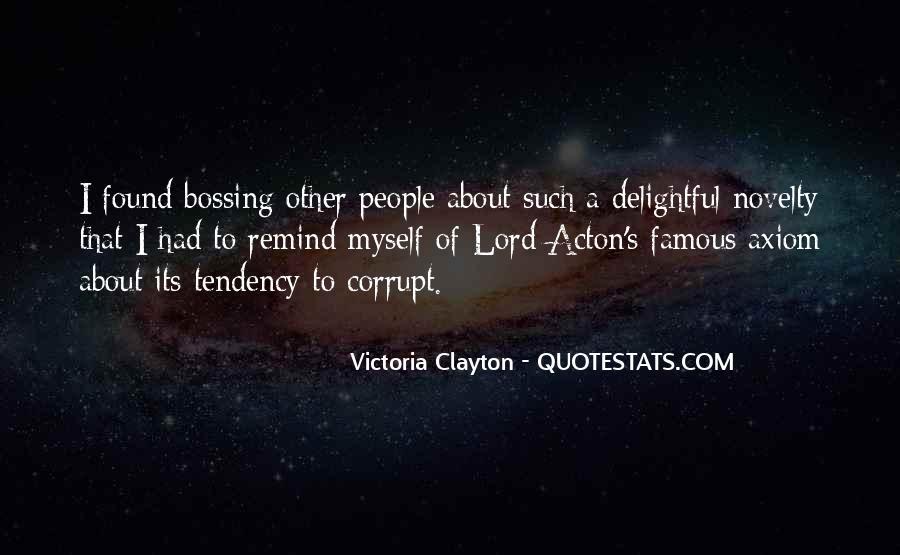 Acton's Quotes #1689679