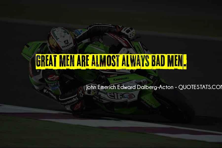 Acton's Quotes #24696