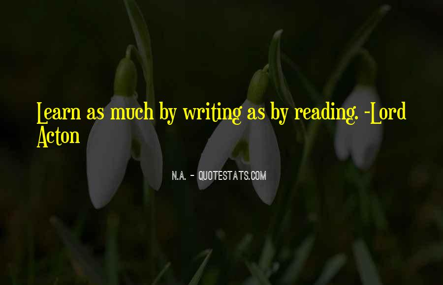 Acton's Quotes #310228