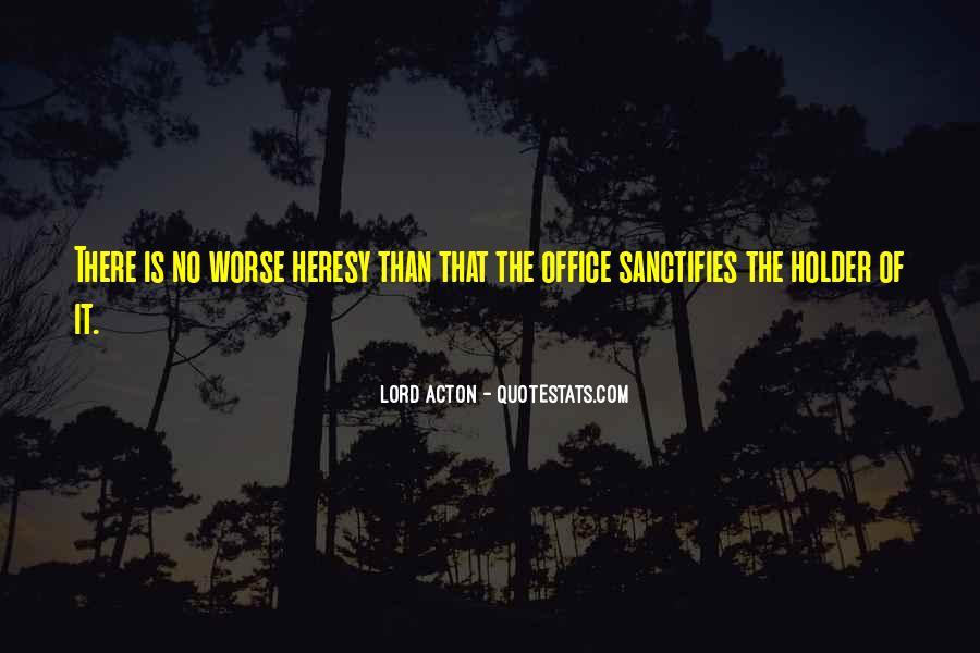 Acton's Quotes #351156