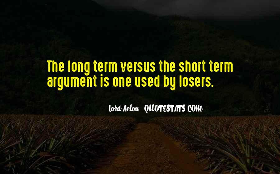 Acton's Quotes #376330