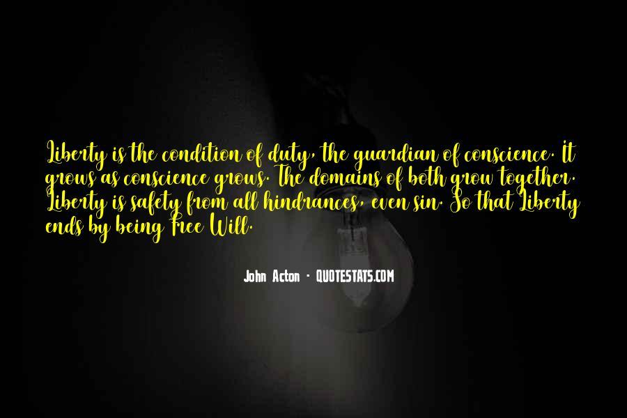 Acton's Quotes #424140