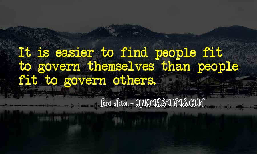Acton's Quotes #430258